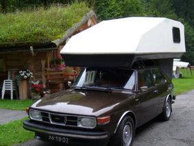 Saab 99 Toppola Ombouw